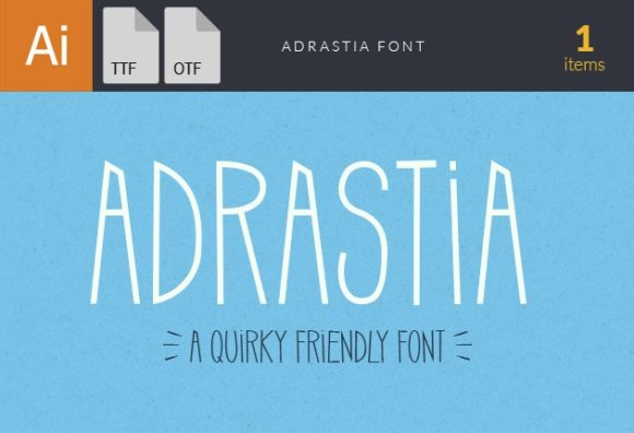 Adrastia Font 3