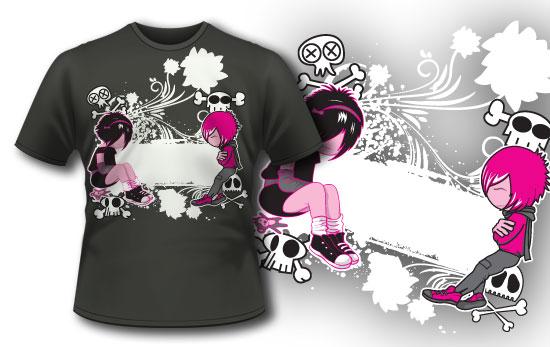 T-shirt design 103 5