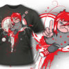 T-shirt design 104 3