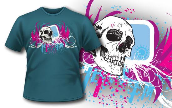 T-shirt design 106 5