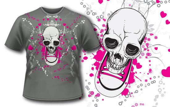 T-shirt design 107 5