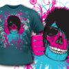 T-shirt design 108 1