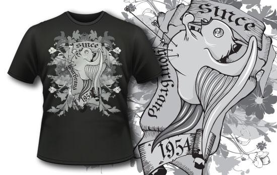 T-shirt design 115 5