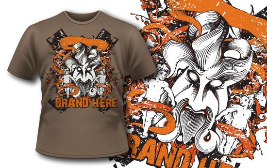 T-shirt design 119 5