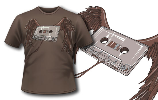T-shirt design 126 products 126 music tee