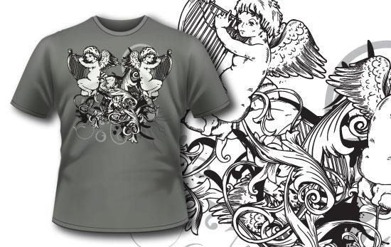 T-shirt design 127 5