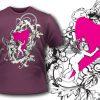 T-shirt design 128 1
