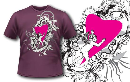 T-shirt design 128 5