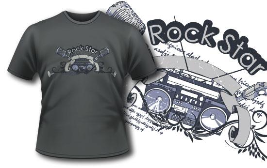 T-shirt design 131 5