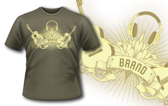 T-shirt design 132 5