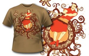 T-shirt design 137 T-shirt designs and templates [tag]