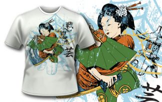 T-shirt design 139 T-shirt designs and templates wishlist