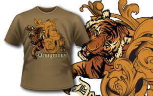 T-shirt design 145 T-shirt designs and templates [tag]
