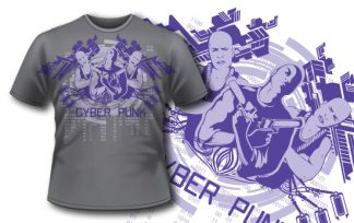 T-shirt design 146 T-shirt designs and templates [tag]