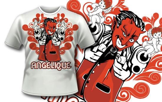 T-shirt design 147 5