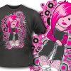 T-shirt design 87 1