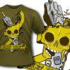 T-shirt design 90 1