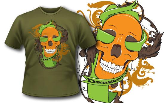 T-shirt design 91 5