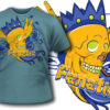 T-shirt design 92 1