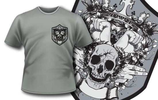 T-shirt design 93 5