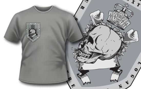 T-shirt design 98 5