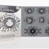 Floral vector pack 6 products FLORAL frame 5