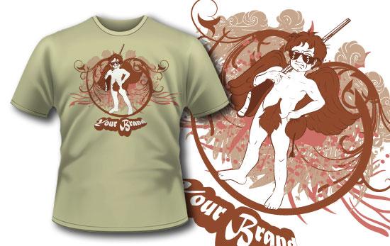 T-shirt design 41 5