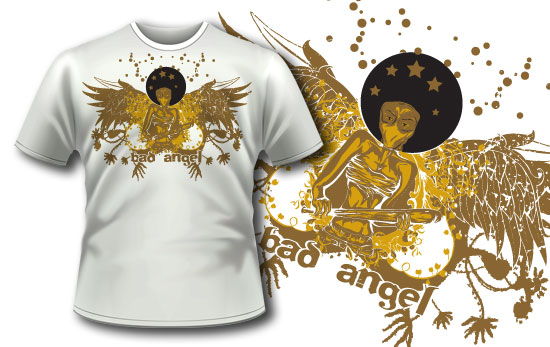 T-shirt design 21 T-shirt designs and templates [tag]
