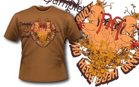 T-shirt design 32 5