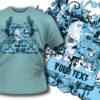 T-shirt design 35 products bio mechanic skull 36 1