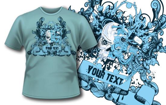 T-shirt design 36 5