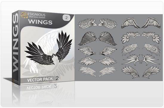 Wings vector pack 2 5