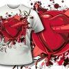 T-shirt design 53 1
