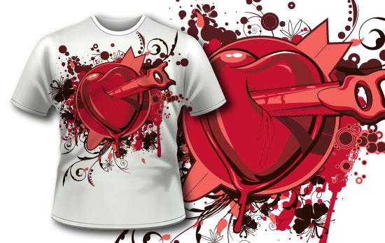 T-shirt design 53 5