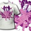 T-shirt design 40 3