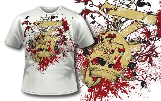 T-shirt design 52 5