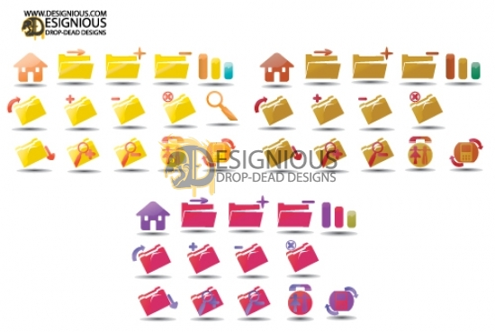Free icons set 1 products designious icon set1