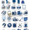 Free t-shirt design 3 products designious icon set3