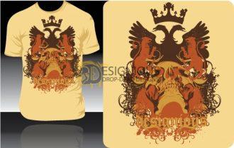 Free t-shirt design 4 Freebies [tag]