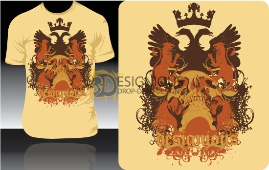 Free t-shirt design 4 products designious.com free t shirt design4