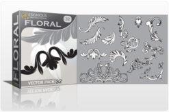 Floral vector pack 32 Floral floral