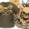 T-shirt design 71 1