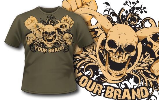 T-shirt design 71 5