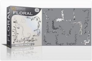 Floral vector pack 29 Floral floral