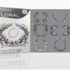 Floral vector pack 26 products floral laurel sport 27