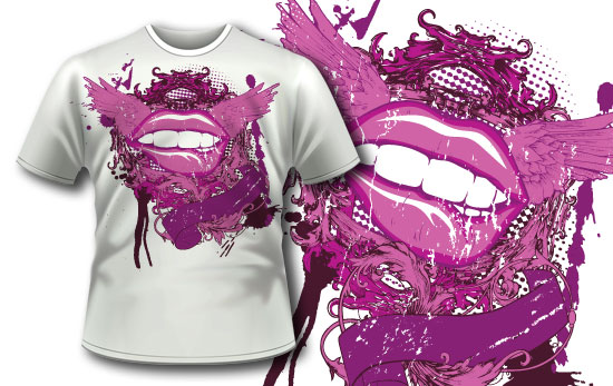 T-shirt design 46 5