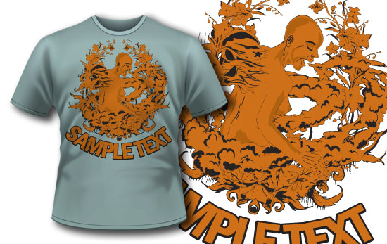T-shirt design 35 products heavy metal tshirt 35