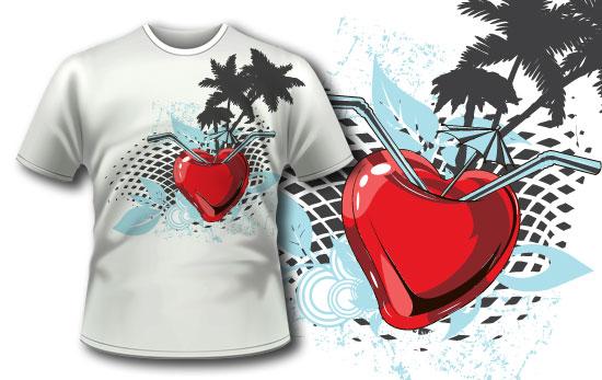 T-shirt design 55 5