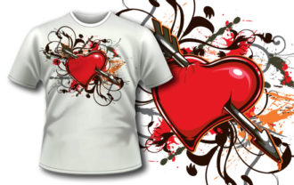 T-shirt design 57 T-shirt Designs and Templates [tag]