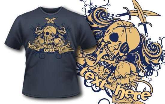 T-shirt design 9 T-shirt Designs and Templates B